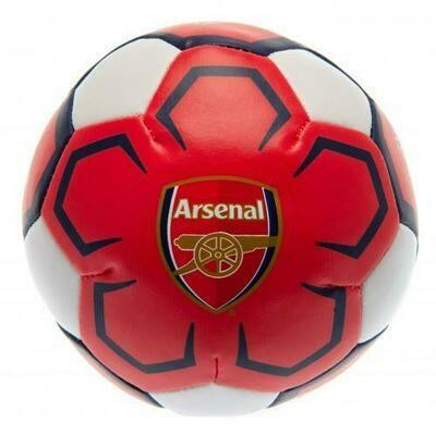 Arsenal FC 4 inch Soft Ball