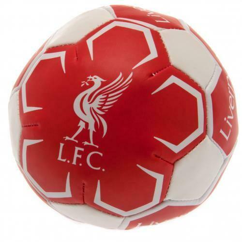 Liverpool FC 4 inch Soft Ball