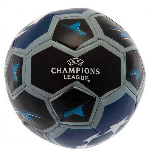 UEFA Champions League 4 inch Soft Ball