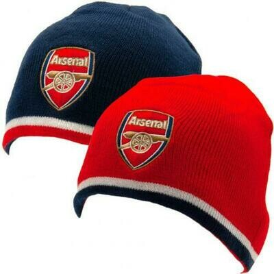 Arsenal FC Reversible Beanie