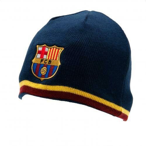 FC Barcelona Reversible Beanie