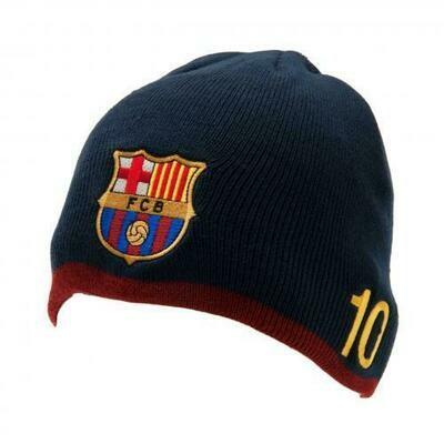 FC Barcelona Messi Beanie