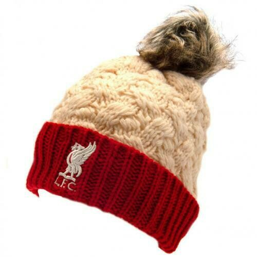 Liverpool FC Bowline Ski Hat