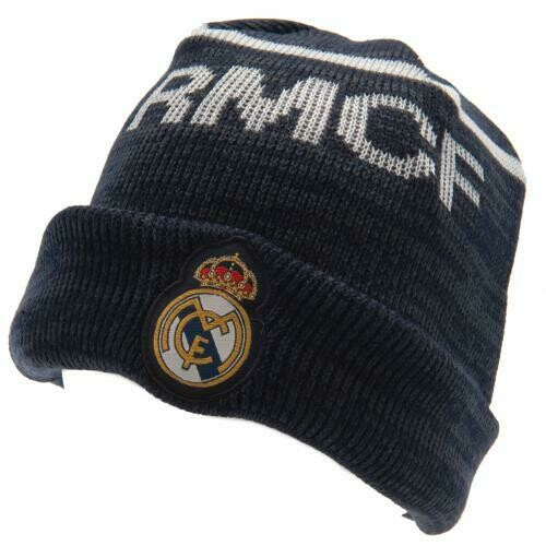 Real Madrid FC Cuff Beanie