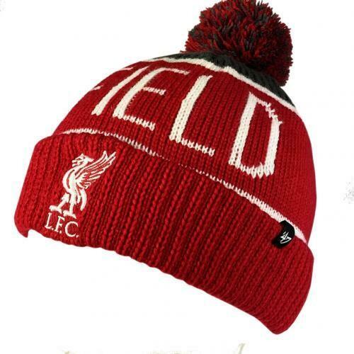 Liverpool FC Calgary 47 Ski Hat