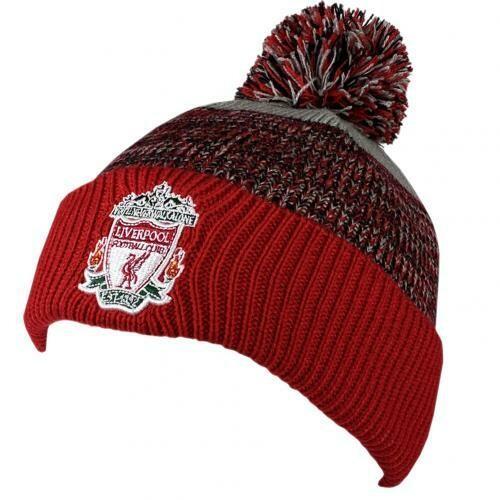 Liverpool FC Ferndale Ski Hat GR