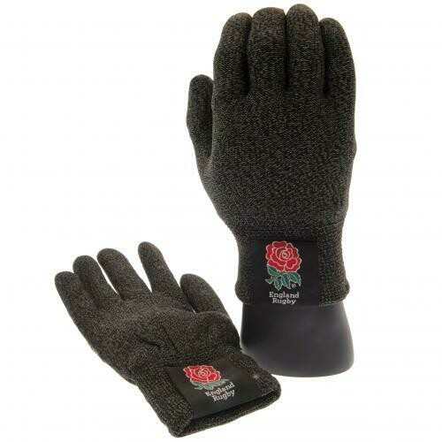 England RFU Luxury Touchscreen Gloves Adult