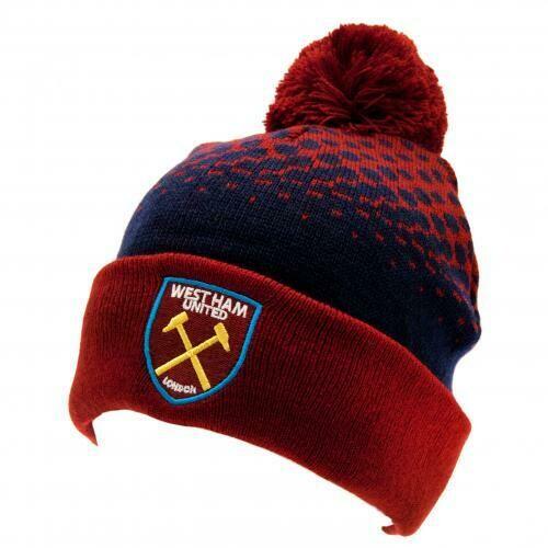 West Ham United FC Ski Hat FD