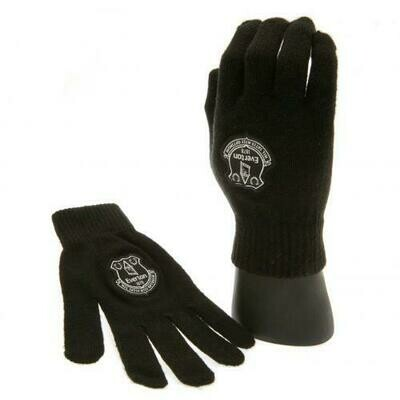 Everton FC Knitted Gloves Junior