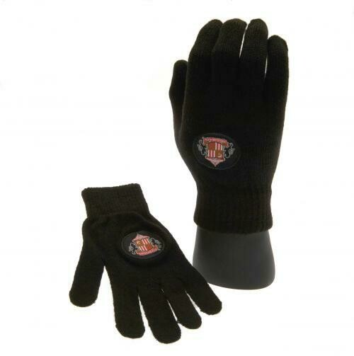 Sunderland AFC Knitted Gloves Junior