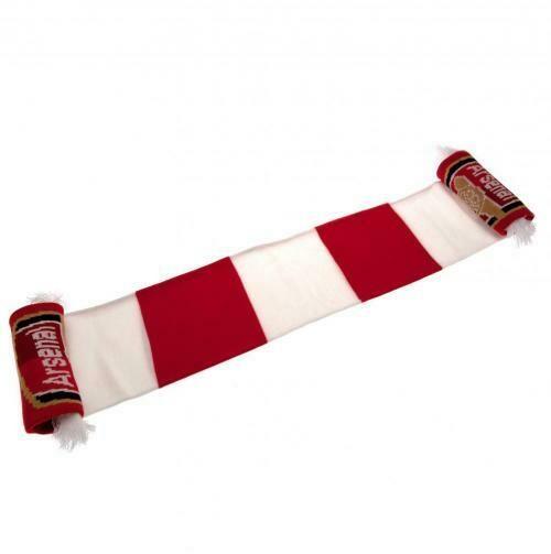 Arsenal FC Bar Scarf