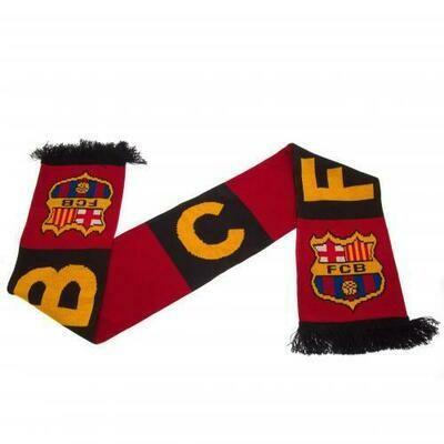 FC Barcelona Bar Scarf FCB