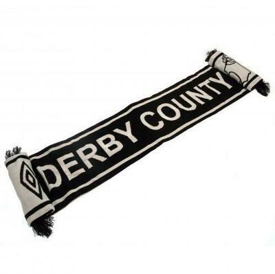 Derby County FC Umbro Scarf