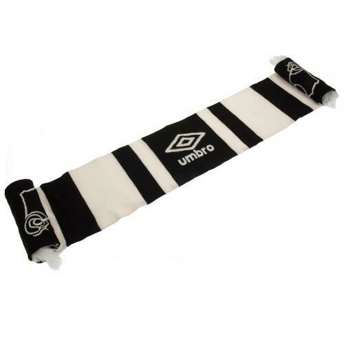 Derby County FC Umbro Bar Scarf