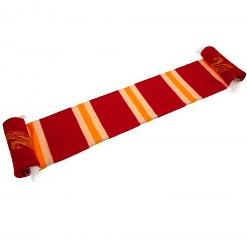 Liverpool FC Stripe Scarf