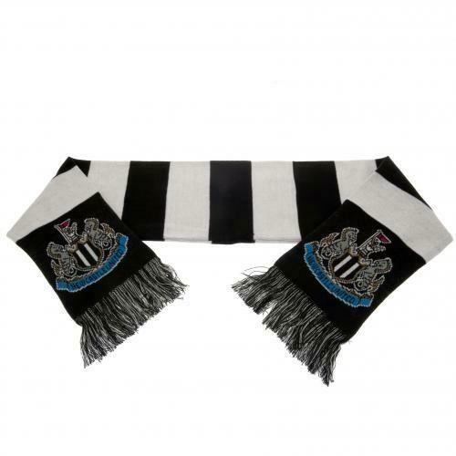 Newcastle United FC Bar Scarf