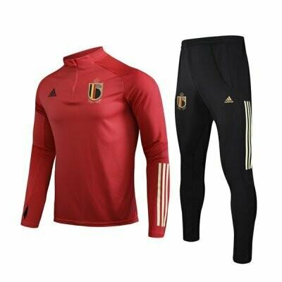 Belgium Red Training Suit 2020
