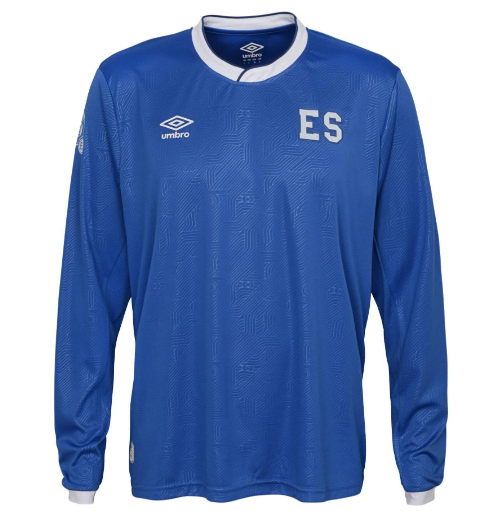 Umbro El Salvador Long Sleeve Jersey