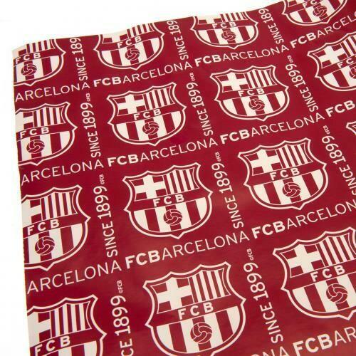 FC Barcelona Gift Wrap