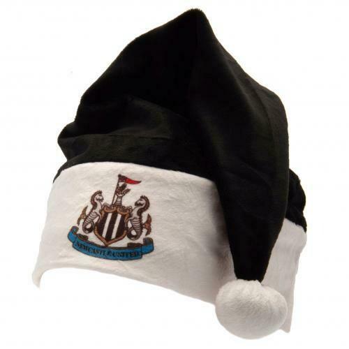 Newcastle United FC Santa Hat