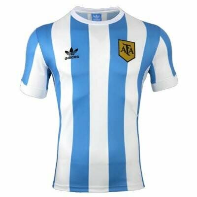 1978 Argentina Home Retro Jersey Shirt