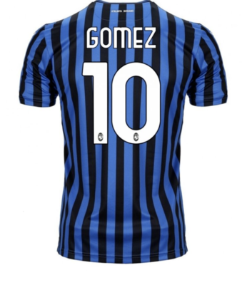 Official Joma Atalanta Gomez Home Jersey Shirt 20/21