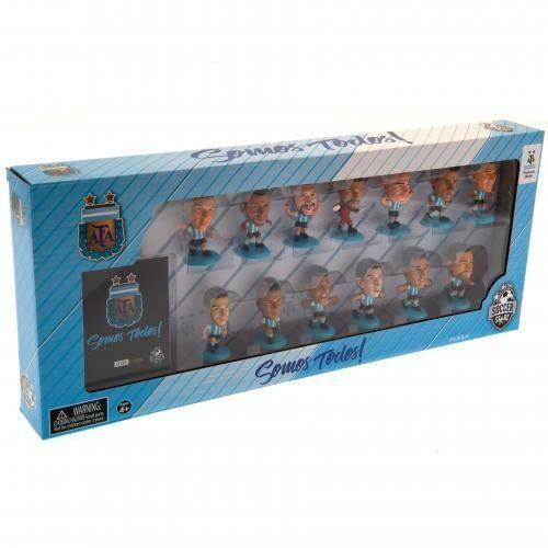 Argentina SoccerStarz Team Pack
