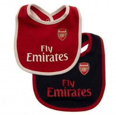 Arsenal FC 2 Pack Bibs NR