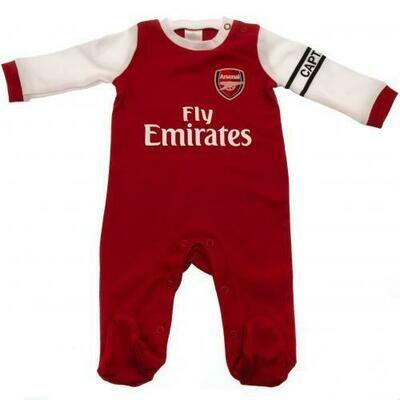Arsenal FC Sleepsuit 12/18 mths WT