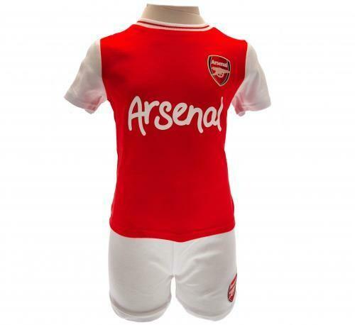 Arsenal FC Shirt & Short Set 2/3 yrs RT