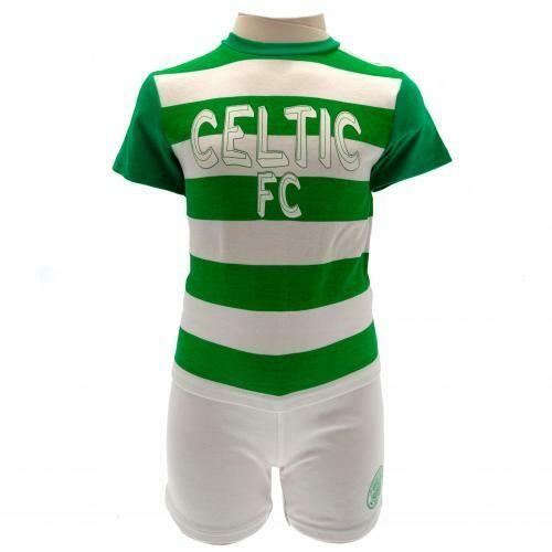 Celtic FC Shirt & Short Set 3/6 mths