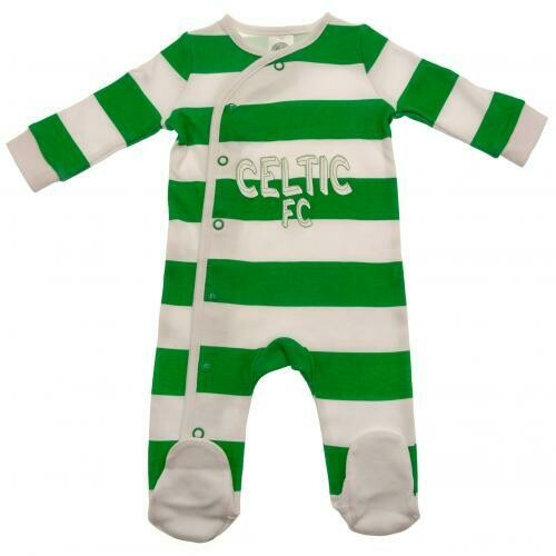 Celtic FC Sleepsuit Newborn