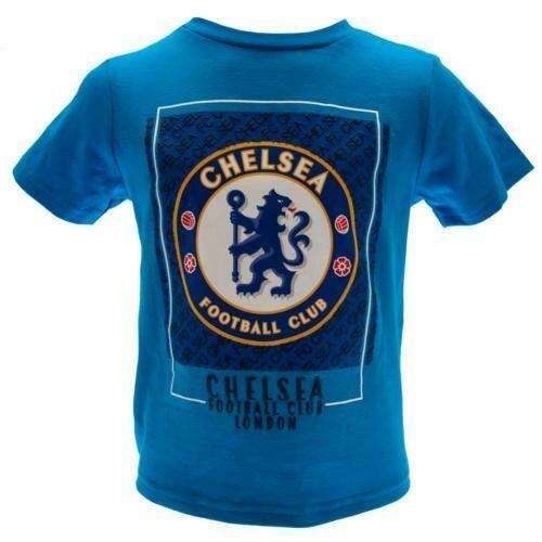 Chelsea FC T Shirt 18/23 mths BL