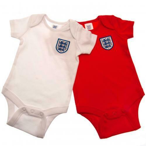 England FA 2 Pack Bodysuit