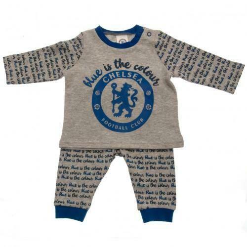 Chelsea FC Baby Pyjama Set 0/3 mths