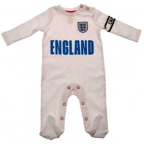 England FA Sleepsuit