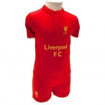 Liverpool FC Shirt & Short Set GD