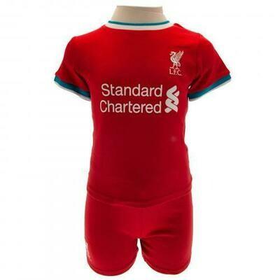 Liverpool FC Shirt & Short Set GR