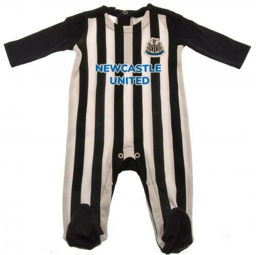 Newcastle United FC Sleepsuit 12/18 mths