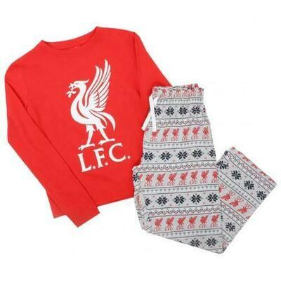 Liverpool FC Baby Pyjama Set