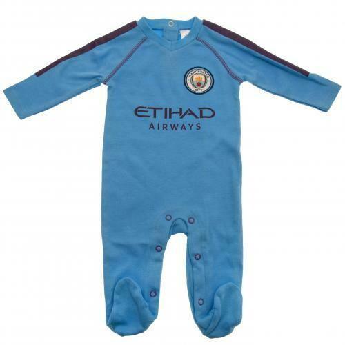 Manchester City FC Sleepsuit 3/6 mths PL