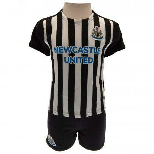 Newcastle United FC Shirt & Short Set 3/6 mths