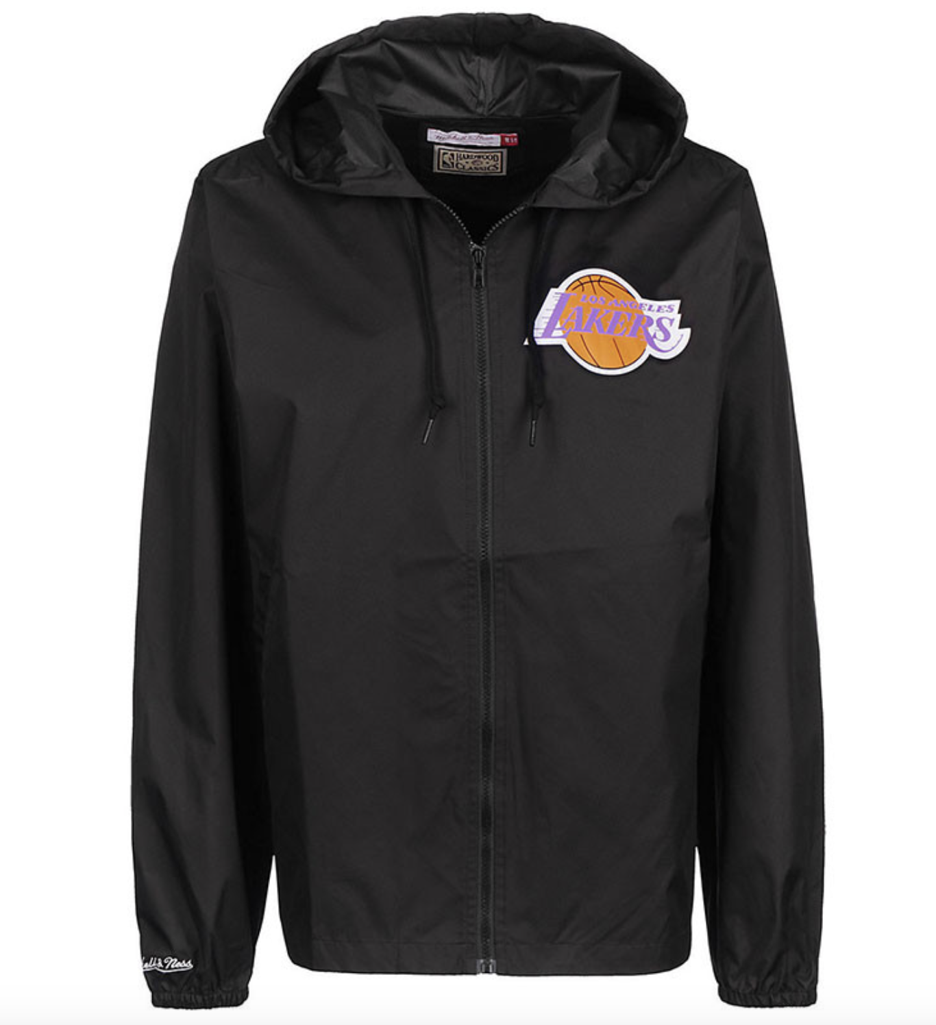 Mitchells & Ness Los Angeles Lakers Windrunner  (Authentic)
