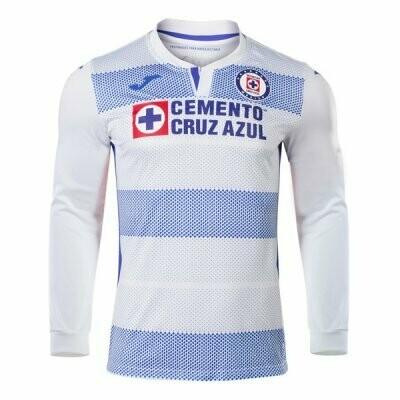 Joma Cruz Azul Away Long Sleeve Jersey Shirt 20/21