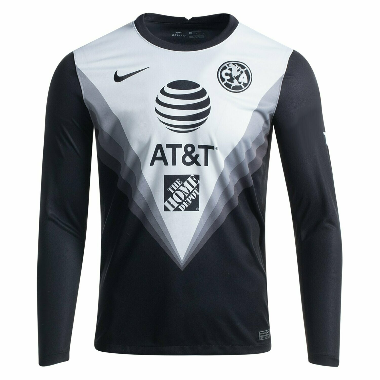 Nike Club America Long Sleeve Goalkeeper Jersey 20/21