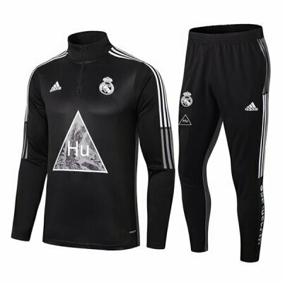 20-21 Real Madrid Human Race Training Suit