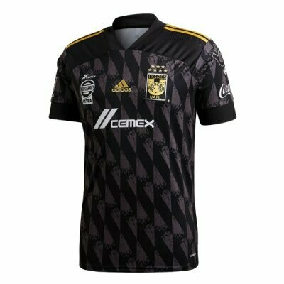 2020 Tigres UANL Third Soccer Jersey (Authentic)