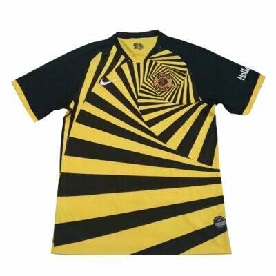 19-20 Kaizer Chiefs Home Yellow&Black Jersey