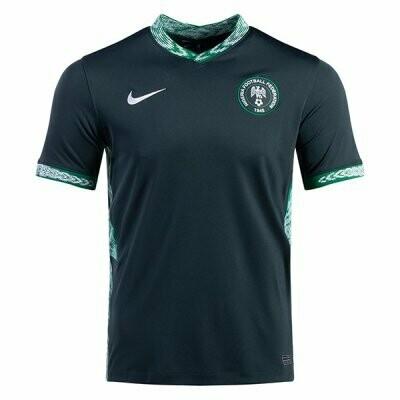 20-21 Nigeria Away Soccer Jersey