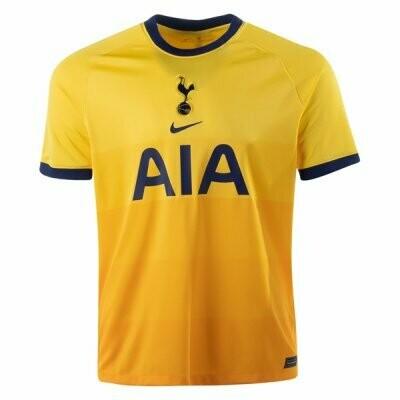 Tottenham Hotspur Third Soccer Jersey 20-21